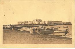 ALEXANDRIA - SIDI KAYED BEY FORTRESS With Field Post Office Mark 17.11.1915 - WW1 - Alexandria