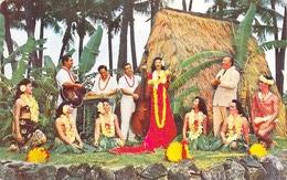 Etats-Unis  HAWAI  Ray Kinney Dean Of HAWAIIAN Entertainers And His Polynesian Revue- Voir ETAT (Polynésie)*PRIX FIXE - Maui