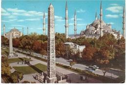 HIPODROMUS AND THE BLUE MOSQUE - Turchia