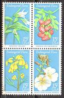 USA 1979 Endangered Flora - United States