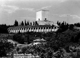 [DC7860] CPA - NERVESA DELLA BATTAGLIA (Treviso) - MONUMENTO SACRARIO DEL MONTELLO - Non Viaggiata - Old Postcard - Treviso