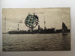 """Le Croiseur """"Jean-Bart"""" - Guerra"""