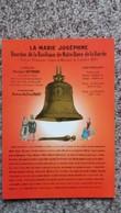 CPM MARSEILLE BASILIQUE NOTRE DAME DE LA GARDE LE BOURDON CLOCHE ED SOPPIM NDG / 13 - Notre-Dame De La Garde, Aufzug Und Marienfigur