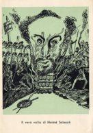 [DC7865] CPA - IL VERO VOLTO DI HAIME SELASSIE' - Non Viaggiata - Old Postcard - Histoire