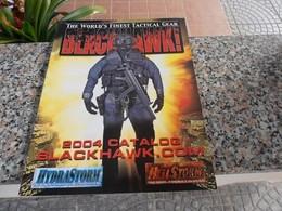 Blackhawk - 2004 - Catalog - Forces Armées Américaines