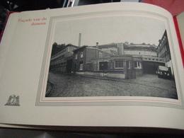 PrfaitAiglon Chokolade Chocolat - Album 1939 Photos:JUBILE 35 Années   37cm X 26cm   Offert à Son Personnel PARFAIT état - Aiglon