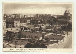 MILANO - CITTA' DEGLI STUDI - PIAZZA LEONARDO DA VINCI - 1940 VIAGGIATA FG - Milano (Milan)