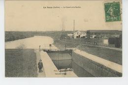 LA SUZE - Le Canal Et La Sarthe - La Suze Sur Sarthe