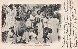 CPA MADAGASCAR - DIEGO-SUAREZ - Musiciens Malgaches - Madagascar