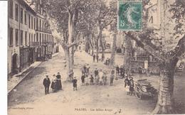 PRADES  -  LES ALLEES ARAGO - Prades