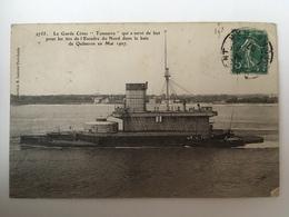 "Le Garde Cotes ""Tonnerre"" - Warships"
