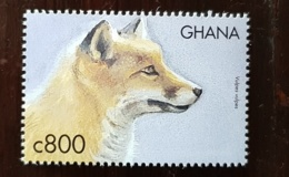 GHANA, Chiens, Chien, Dog, Dogs, Perro, Perros. 1 Valeur 1999 **  (MNH) - Hunde