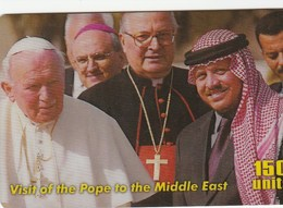 Israel- Visit Of The Pope To The Middle East - Israel