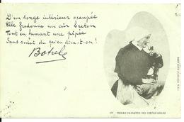 22 - LA BRETAGNE De BOTREL / VIEILLE PAYSANNE DES CORNOUAILLES - France