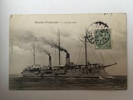 """Marine Française - """"Le Surcouf"""" - Krieg"""