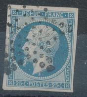 N°10 OBLITERATION - 1852 Louis-Napoléon