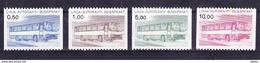Finland, Postzegels Voor Autobuspost 1981 Nr 14/17 **, Zeer Mooi Lot Krt 3559 - Finlande
