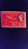 Kenya Uganda Tanganyika KUT 1960 Lac Cratère Lake Crater Yvert 118 * MH - Kenia (1963-...)