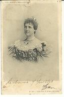 PORTUGAL / S.M. A RAINHA D. AMELIA (avec PHILATELIE 1904) - Portugal