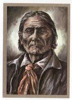 Thème  Indiens -- GERONIMO   --- Illustrateur Et Texte  K-D  KUBAT - Indiens De L'Amerique Du Nord