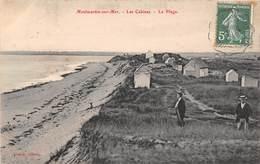MONTMARTIN SUR MER - Les Cabines - La Plage - Autres Communes