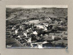 CPSM Dentelée - CHAVANOD (74) -  Vue Aérienne Du Bourg En 1958 - Autres Communes