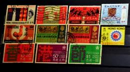 Hk082 China Hong Kong - Hong Kong (...-1997)