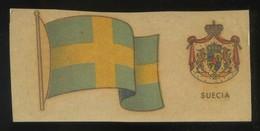 Suecia. Calcomanía Medidas: 118x59 Mms. Con El Papel Protector. - Stickers