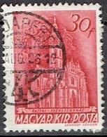 HUNGARY # FROM 1943 STAMPWORLD 743 - Hungary