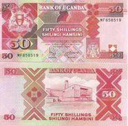Uganda P-30c  50 Shillings 1996  UNC - Ouganda