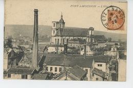 PONT A MOUSSON - L'Hôpital - Pont A Mousson