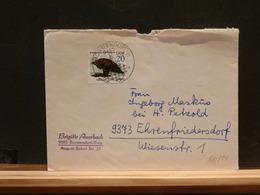 81/584  LETTRE DDR - Arends & Roofvogels