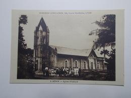 Carte Postale - BENIN - Eglise D'Eshuré (2499) - Benin