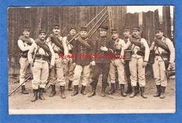 CPA Photo - RUEIL - Portrait De Militaire Du 8e Régiment De Génie - 1914 - Voir Matériel , échelle , ... - Guerra 1914-18