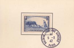 France N°457 - Oblitération Du 05/03/1947 Salon De La Machine Agricole - Frankreich