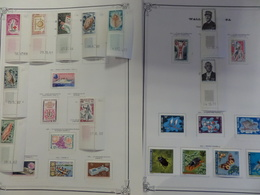 Wallis Et Futuna Belle Collection Poste Très Fournie Neufs ** MNH 1963/1979. Bonnes Valeurs. TB. A Saisir! - Wallis And Futuna