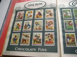 Full Set 1440 Cards, Complete Sets Of 12 Excellent Chromos, Original Album - NESTLE Butterflies, Dogs, Horses VG C1926 - Nestlé
