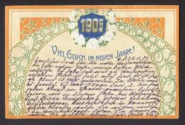GERMANY - Viel Gluck Im Neuen Jahre 1905 - Year Date Posted 1904 - Autres