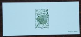 GRAVURE - YT N°4001 - Année Lunaire Chinoise Du Cochon - 2007 - Documents Of Postal Services