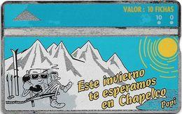 Argentina - Popi L&G - Este Invierno - 403L - 10U, 01.1994, 700ex, Mint - Argentina