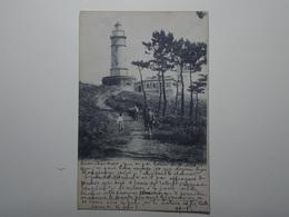 Carte Postale - ESPAGNE - Faro De Cabo Mayor (2503) - Espagne