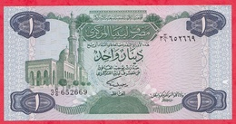 Libye 1 Dinar  1984 (sign 3 ) UNC (20) - Libye