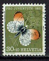 Schweiz 1951 // Mi. 564 O (030..121) - Oblitérés