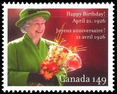 Canada (Scott No.2150a - La Reine / The Queen)  (o) - 1952-.... Règne D'Elizabeth II