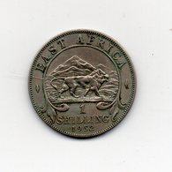Gran Bretagna - Colonie - East Africa - 1952 - 1 Shilling - George VI° - Vedi Foto - (MW1733) - Colonie