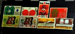 Hk100 China Hong Kong - Hong Kong (...-1997)