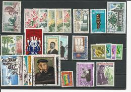 GABON  Voir Détail (28) O Cote 14,50  $ 1960-72 - Gabon (1960-...)