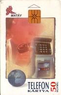 TARJETA TELEFONICA DE HUNGRIA. PUZZLE. CHIP NEGRO. HU-P-1994-09A (229) - Hungría