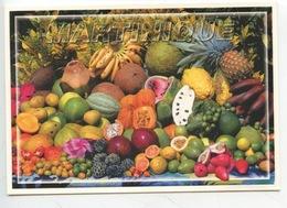 Martinique : Piments Mangues Mangots Coco Cacao Papaye Coolie Feijoa Lime Ananas Amandes Citron Corossol Cancanibon - Other