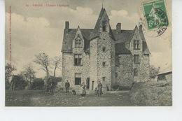 VAIGES - Château D' AUBIGNÉ - Francia